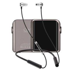 Shanling M0 Titanio con RHA MA390 Wireless