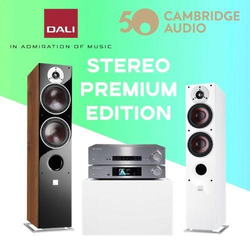 Stereo Premium Edition