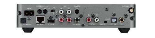 Yamaha WXC 50 Reproductor y pre-amplificador en red / streaming Parte Trasera