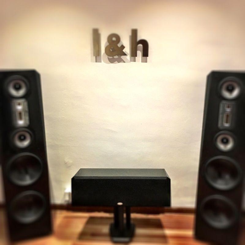 Legacy Audio en Lafarga & Herranz